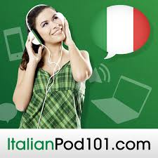 Italian language audio course Glossika