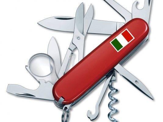 Italian sentences phrases