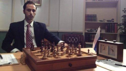 Stefano Lodola chess