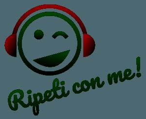 """Italian audio lessons """"Ripeti con me!"""""""