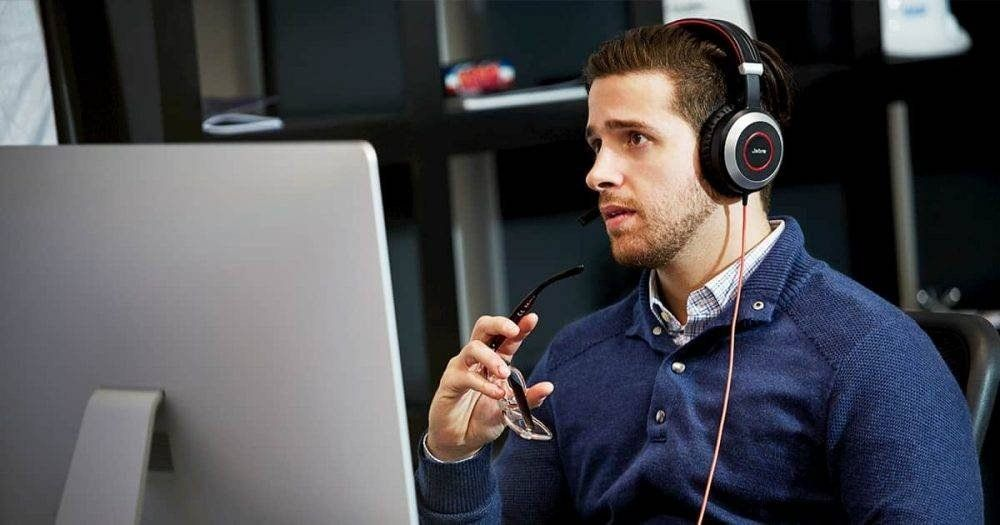 best headphones for online language classes jabra evolve 80