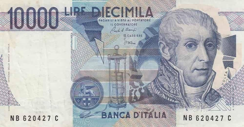 italian short story volta