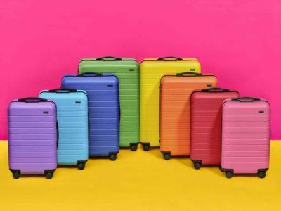 italian news suitcase