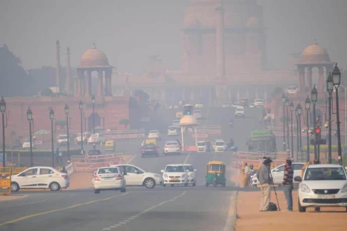 Allarme inquinamento in India