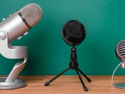 Best microphone for online courses