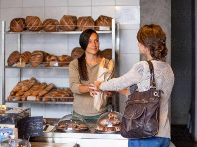Comprare il pane