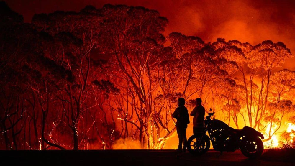 Gravi incendi in Australia
