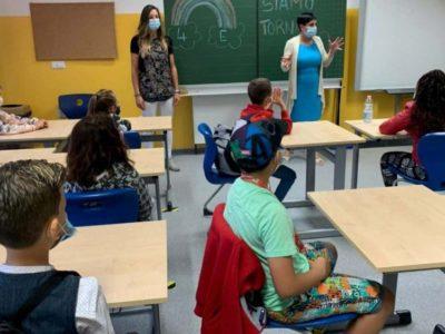 In Italia riaprono le scuole 2
