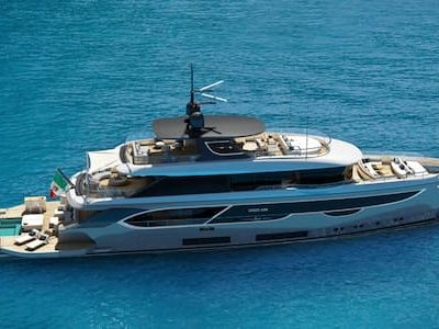 Italian luxury yachts