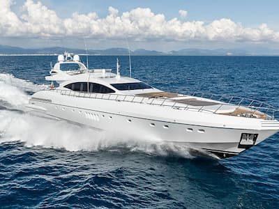 Italian yachts builder