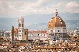 Lingua italiana history