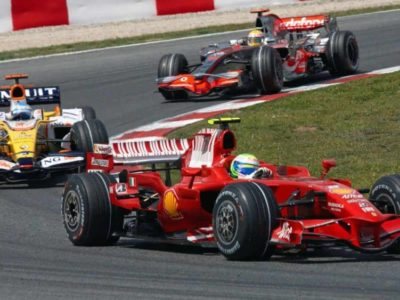 Niente spettatori per la Formula 1