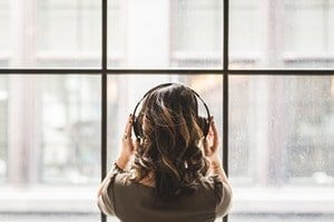 Online Italian audio lessons
