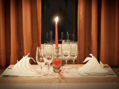 Prenotare un tavolo al ristorante