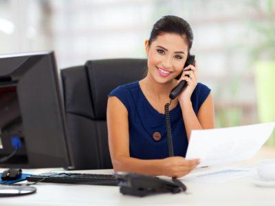 Telefonata di lavoro