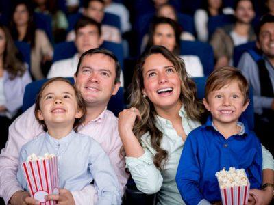 Una famiglia al cinema
