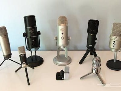 best microphone for online classes