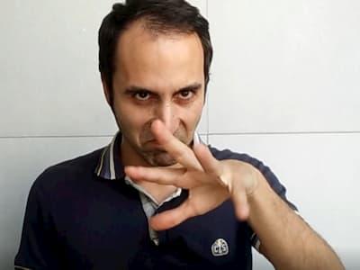 italian hand gesture rubare