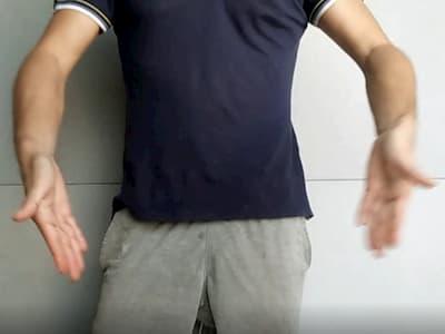 italian hand gesture suca