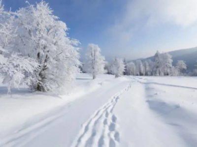italian news snow