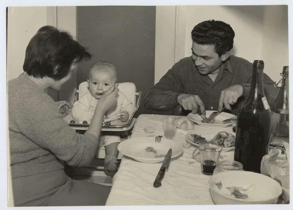 italian short story family
