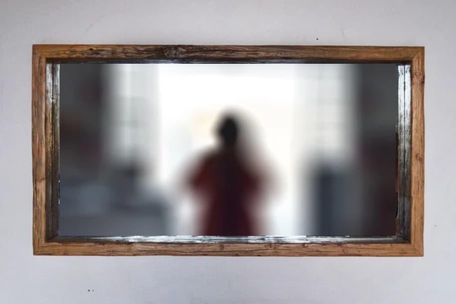 italian short story mirror