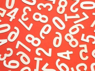 numbers in italian translation